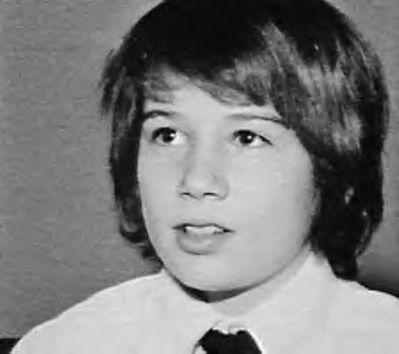 Baby/childhood photo of David Duchovny  http://celebrity-childhood-photos.tumblr.com