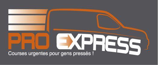 Logo Pro Express - Nîmes (30) - ( Pro Express et Taxi Express créées par le même gérant )