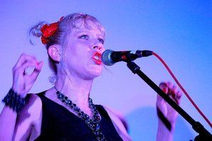 Hazel O'Connor - March 2013