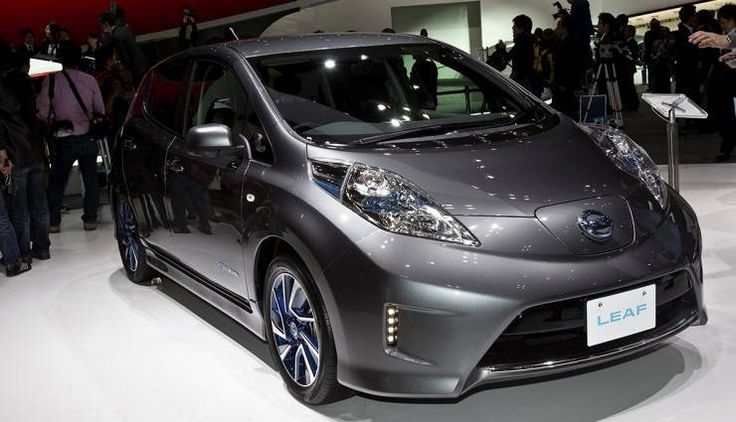 2016 Nissan Leaf Specs and Price - http://2016newcars.info/2016-nissan-leaf-specs-and-price/