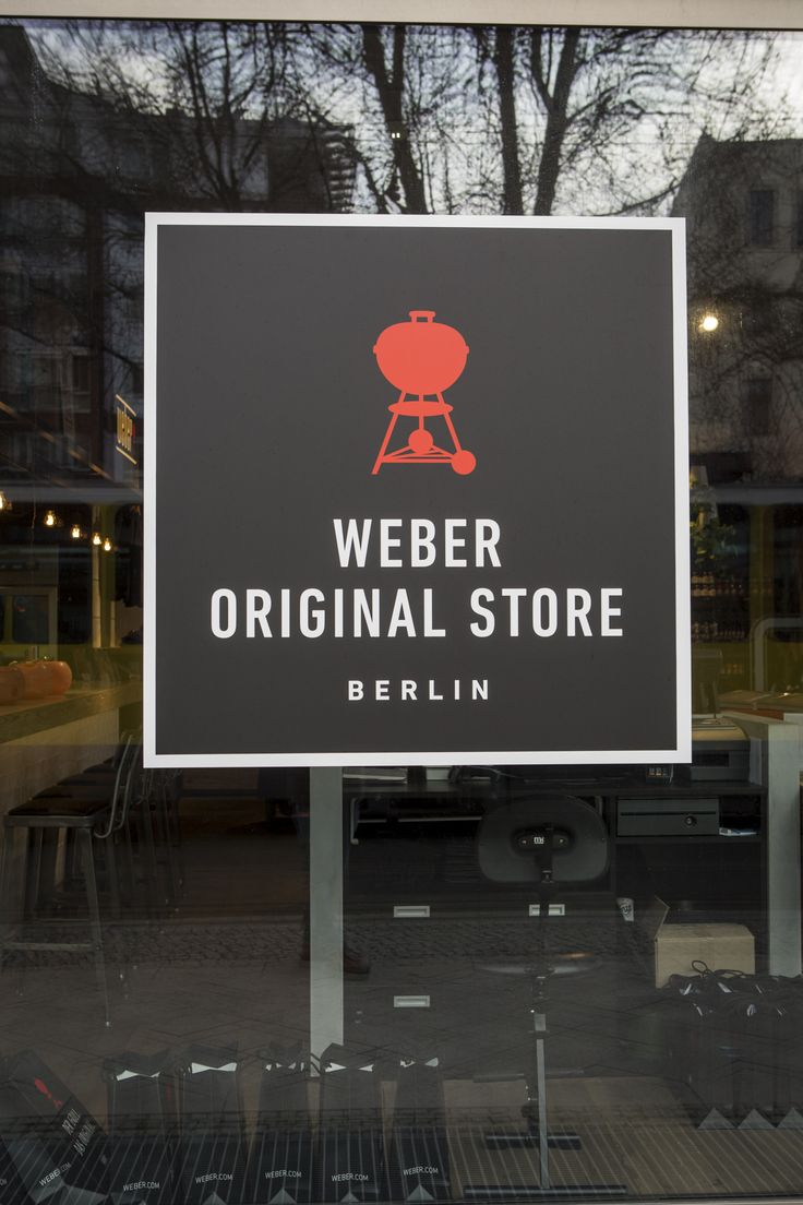 24 best weber original store berlin images on pinterest berlin berlin germany and grill party. Black Bedroom Furniture Sets. Home Design Ideas