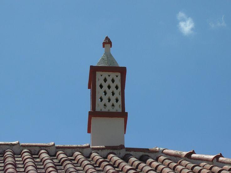 Kamin in Alte - Algarve