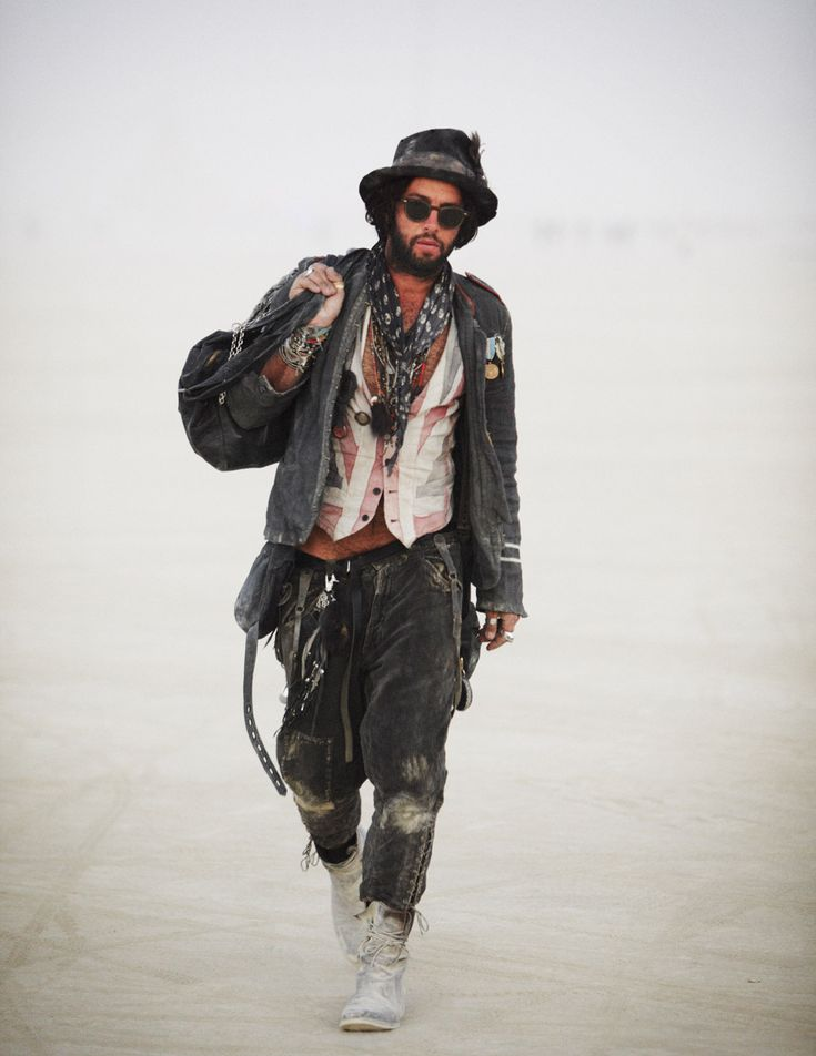 116 Best Images About Men 39 S Burning Man Fashion On Pinterest