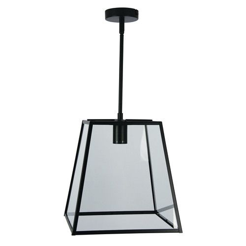 Oriel Lighting Eaton Single Retro Pendant