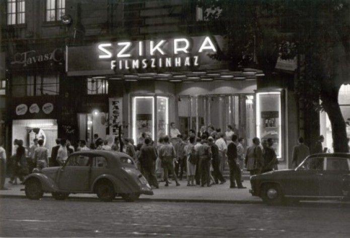 Szikra Mozi a Lenin körúton