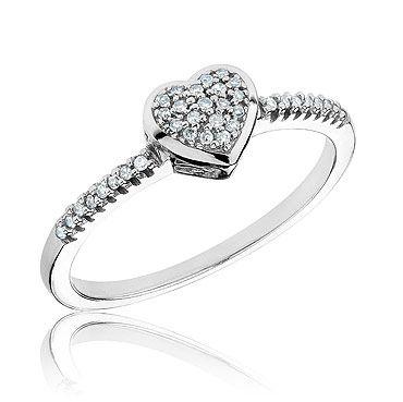 diamond, diamonds, heart, jewelry, micro pave, micropave