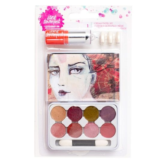 Buy The Jane Davenport Lip Creme Pastel Set At Michaels Pastel