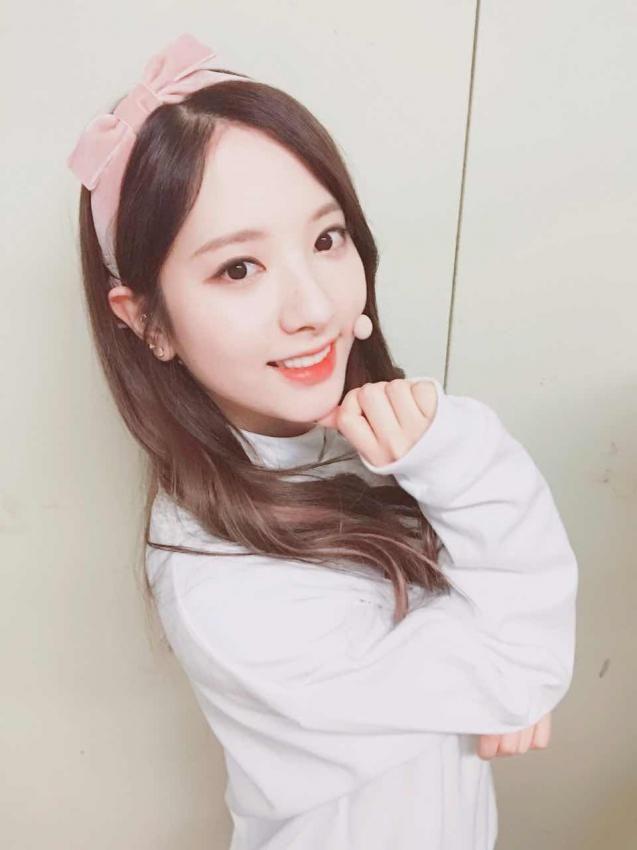 웨이보 우주소녀 보나