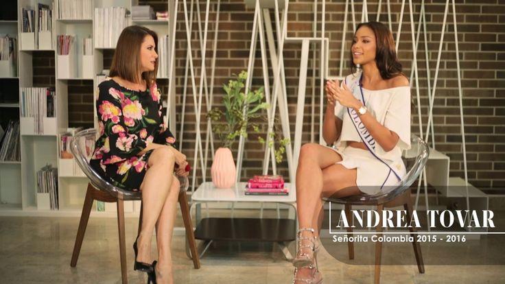 Entrevista Señorita Colombia 2015 - 2016