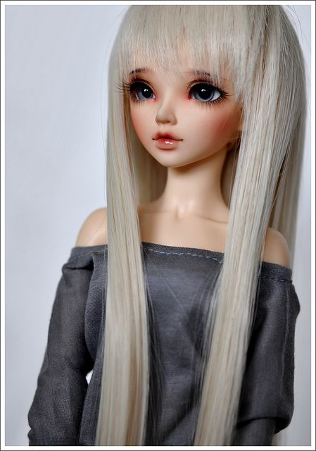 Minifee Chloe and her adorable expression. | My Ultimate ...