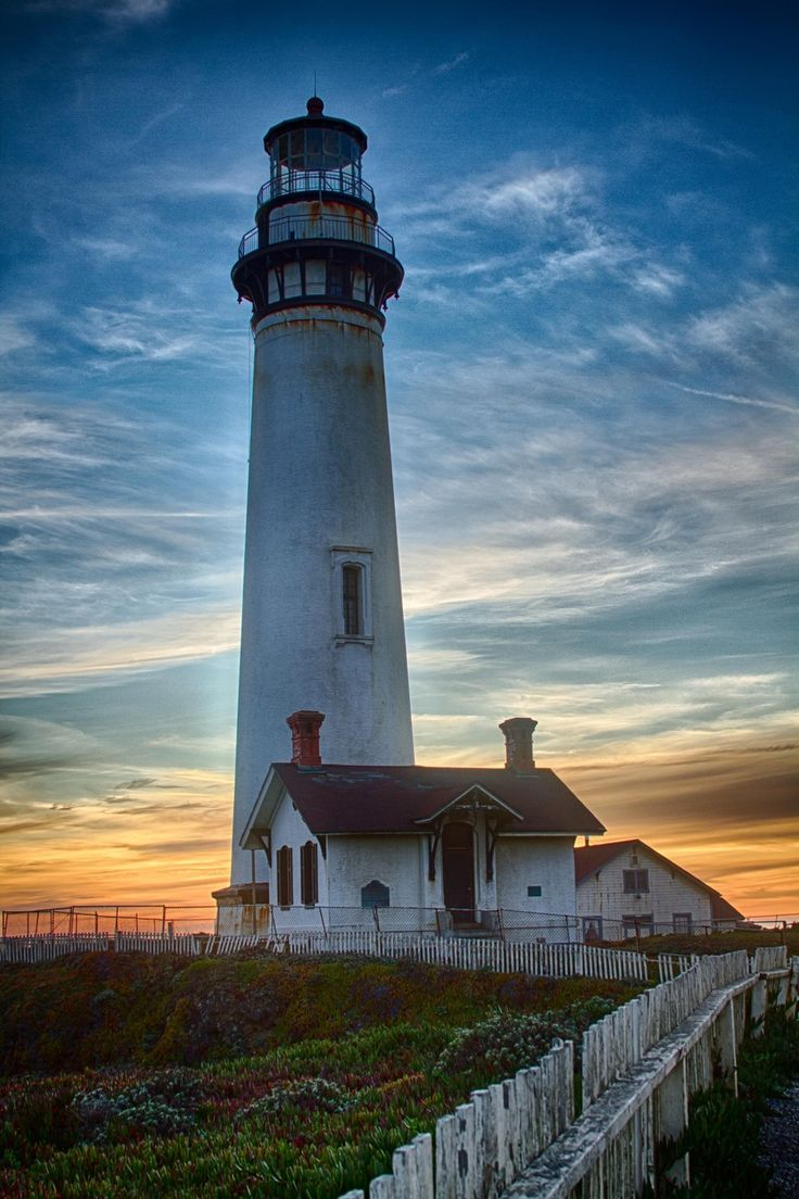 California san mateo county pescadero - California San Mateo County Pescadero Pigeon Point Lighthouse