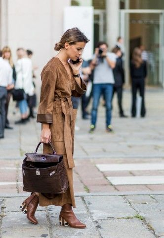 Milano fashion week 2016: street-style in & out