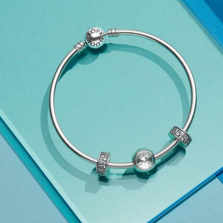 pandora lookbook spring 2017 - Pandora Bracelet Design Ideas