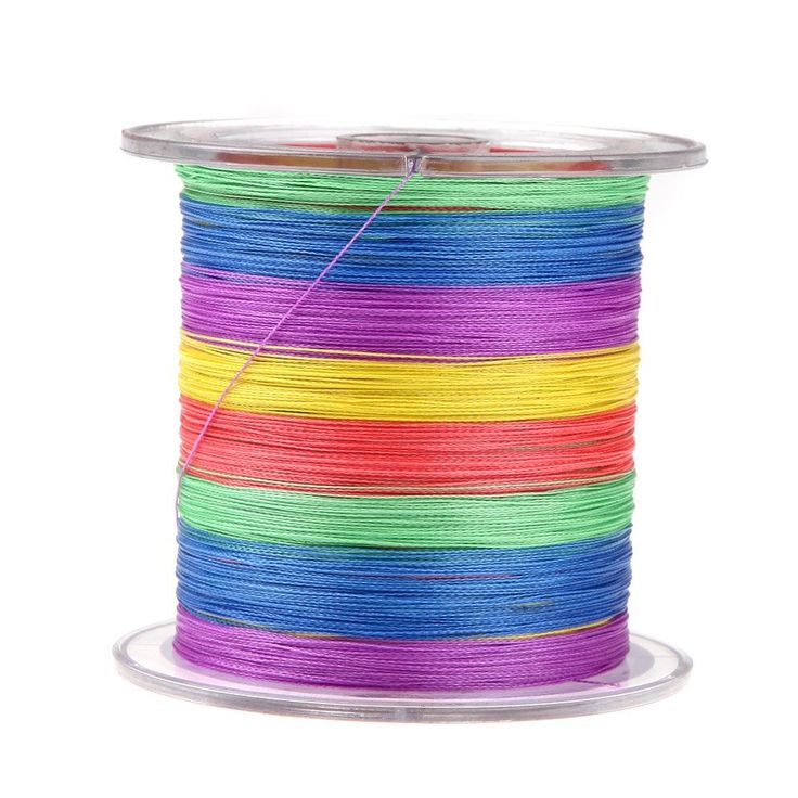 EverTrust(TM)300M 30LB 0.2mm Dyneema Fishing Line Strong Braided 4 Strands for Shimano Rod Carp Fishing Multicolour -- Learn more by visiting the image link.