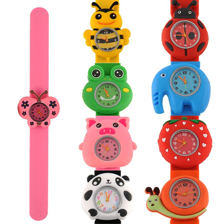 Cheap Children's Watches, Buy Directly from China Suppliers:     Minion Cartoon Gel Child Quartz Kids Slap On Wrist Watch Unique Xmas Gift free shipping  US $ 1.84/piece      Gold