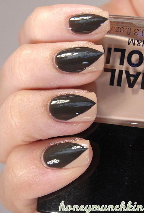 Crafts Diy Claw Nail Art By Honeymunchkin At Beautylish Here Beauty Pinterest Nails And Makeup