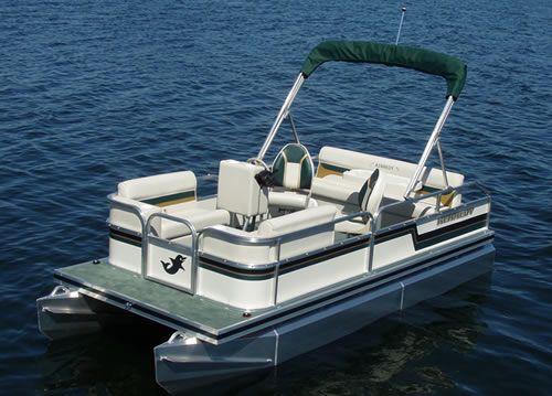 1700 Super Sport Pontoon | Sport Pontoon Boats For Sale Wisconsin