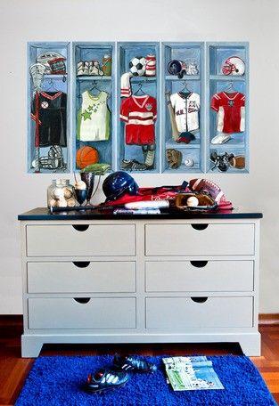 25 best ideas about Sports locker on Pinterest Sports locker