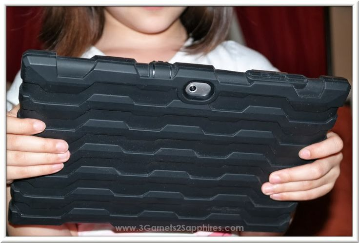 ShockDrop Rugged Case for Samsung Galaxy Tablet by Hard Candy Cases @Gumdrop Cases