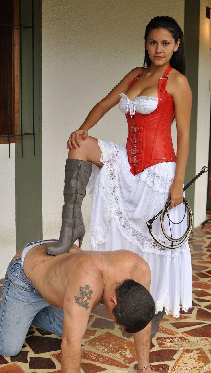 Lesbian massages bare butt