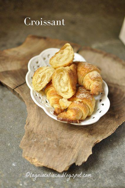 I croissant senza glutine di Gaia