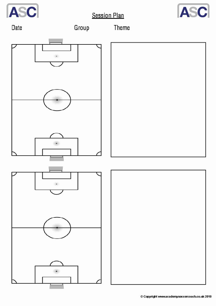 Football practice plan template beautiful free downloads