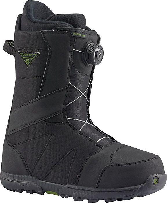 Burton Highline BOA Snowboard Boots - Men's Snowboarding Boots
