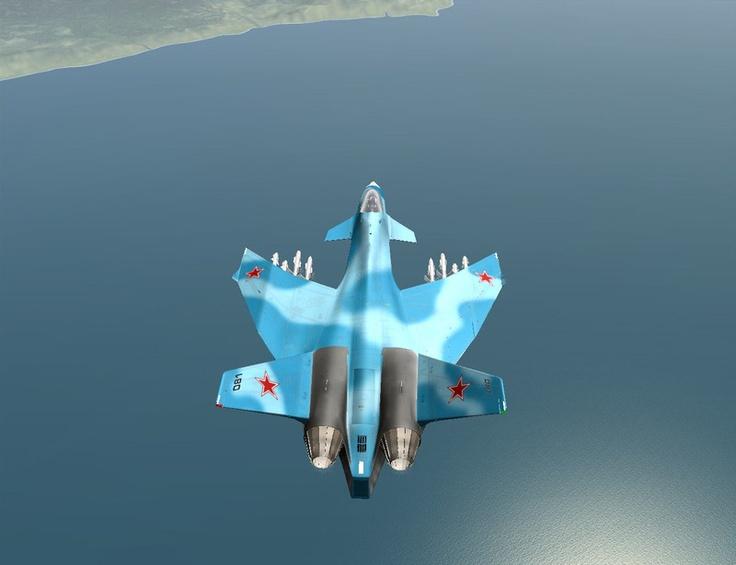 Soviet Advanced Fighter Aircraft