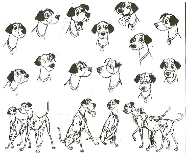 Character Design Dog : Images about dalmatians on pinterest drawings