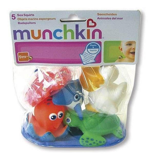 Juguetes para el Baño Munchkin por 6,99 euros!! 22% de descuento!!