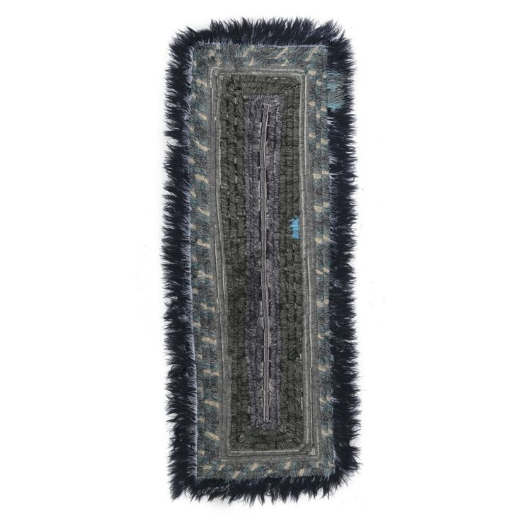 Maalu Maalu kludetæppe - 50x125 cm.