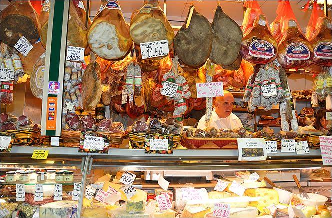 Firenze - Mercato Centrale di San Lorenzo
