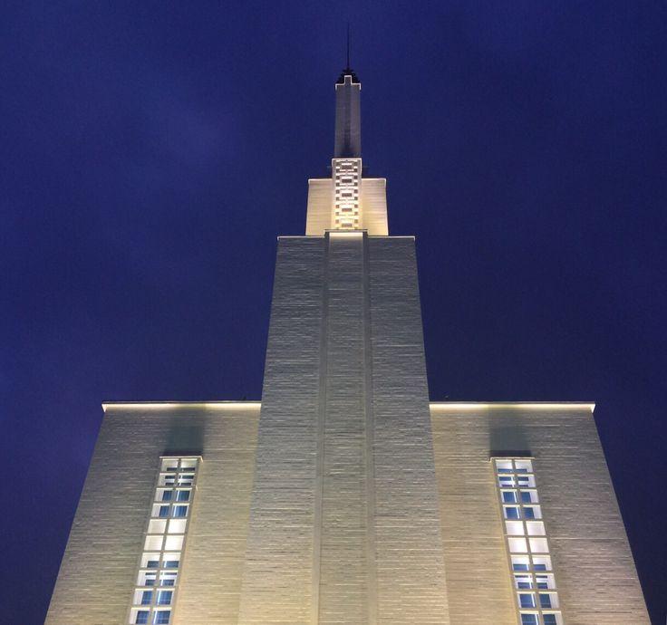 Hamilton New Zealand LDS Temple