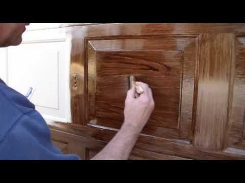 Paint Steel Door To Look Like Wood Try This On Front Door First Then Garage  Door