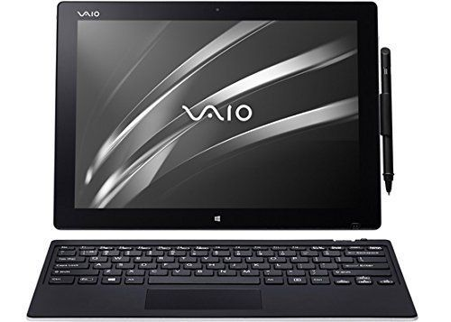 Sony VAIO Z 12.3-Inch Canvas Detachable 2-in-1 Tablet/Laptop with Keyboard and Stylus (Intel Quad-Core i7 up to 3.4GHz, 16GB RAM, 1TB SSD, Win 10 Pro). A marvel of form and function, the superbly crafted Z Canvas signals VAIO's triumphant return to the PC scene. Its versatility extends from the detachable keyboard to a built-in, freestyle kickstand, and it brings the power with a quad-core Intel Core i7 processor and 512GB SSD. The Z Canvas also comes with Windows 10 Pro. 12.3 inch LCD...