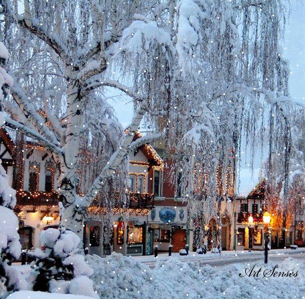 ~ Моя  Вселенная ~: Прекрасна белизна снегов, когда ...