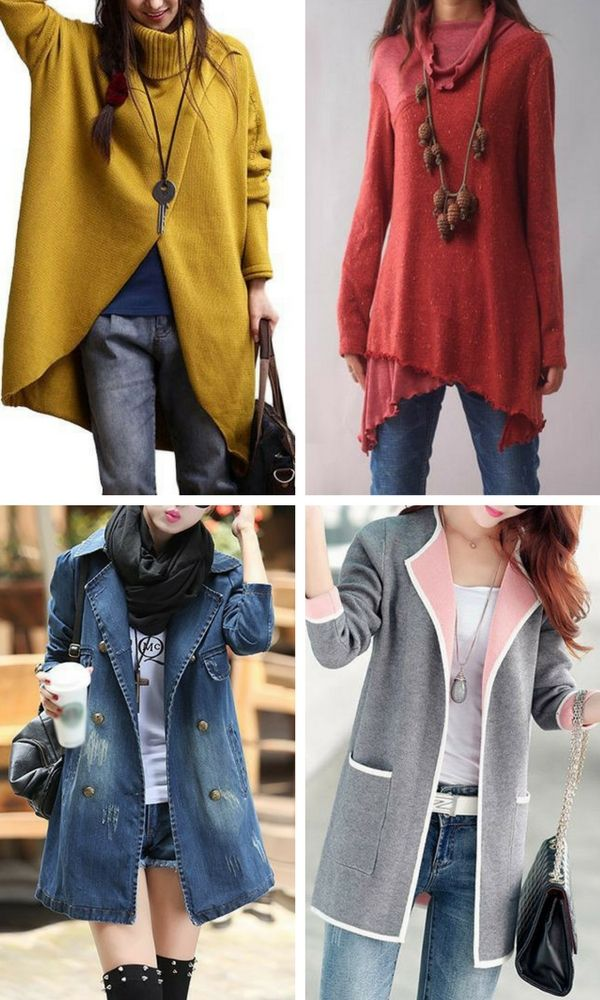 Fall-winter outfits on sale at rosewe.com. check them out.