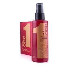 Tenemos para ti un pack unico que se compone del nuevo bálsamo limpiador Uniq One Cleansing Balm y el acondicionador todo en uno Unique One Hair Treatment. Pack Uniq One 18'95 €!!