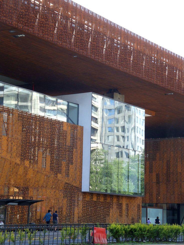 CHILE | Centro Cultural Gabriela Mistral - SkyscraperCity