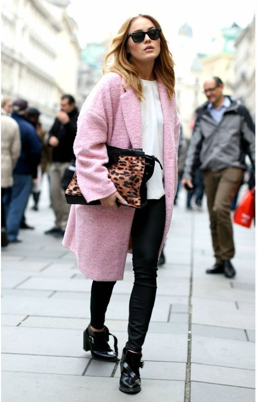 86 best Pink coat images on Pinterest | Pink coats, Pretty in pink ...