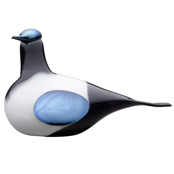 Iittala Birds by Toikka Magpie