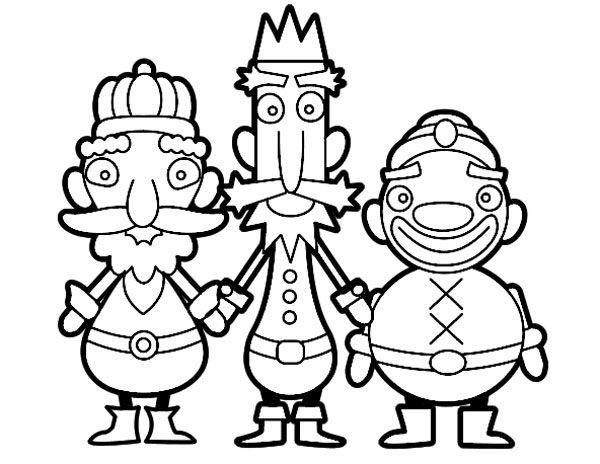 Dibujos de los Reyes Magos ¡para colorear! Dibujos de los Reyes Magos para colorear gratis. Descarga e imprimir estos dibujos de los Reyes Magos para colorear gratis o coloréalos online.