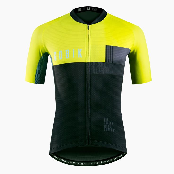 Maillot ROCKET SN Hombre Lime