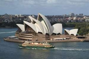 Ride the Sydney ferry system - an inexpensive way to view the city, check out other harbors & if you go at sunset, a romantic way to start your evening.