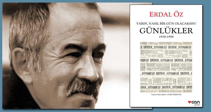 Erdal Öz'ün günlükleri ortalığı sarsacak. Can Yayınları'nın kurucusu Erdal Öz'ün ölümünden sonra yayınlanan günlükleri hayli gürültü koparacağa benziyor.  #724kultursanat #erdalöz #canyayınları #kitap #edebiyat http://724kultursanat.com/erdal-ozun-gunlukleri-ortaligi-sarsar/