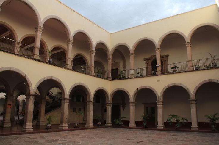 CASA DE LA CULTURA  AGUASCALIENTES, MEXICO