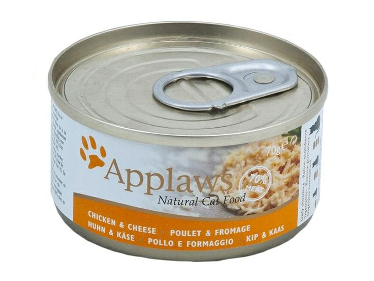 #Applaws #Katzenfutter mit Hühnerbrust & Käse