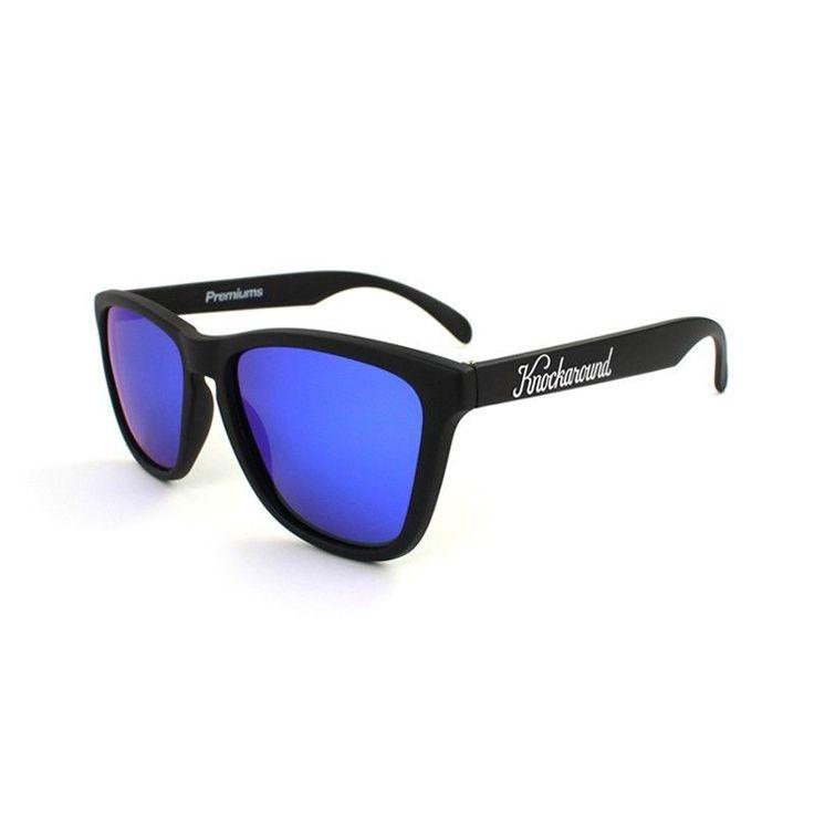 Black Moonshine Classic Knockaround Sunglasses New #Knockaround #Sport