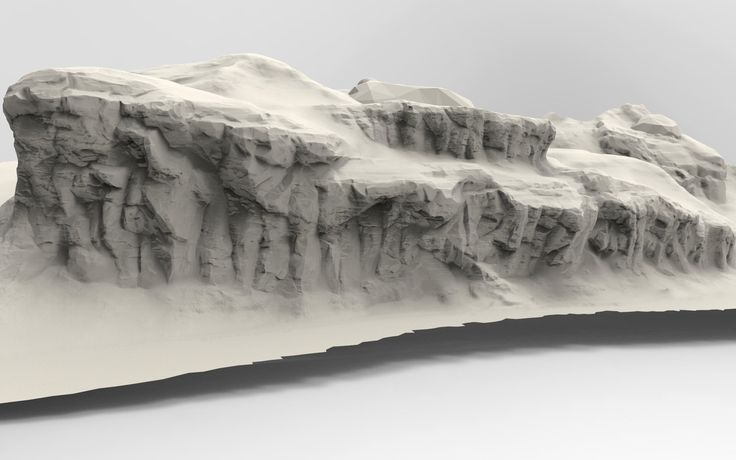 Rock/Terrain Speed sculpt studies, Jared Sobotta on ArtStation at…