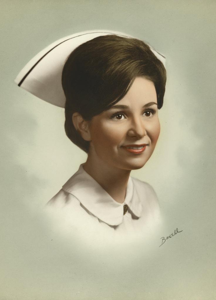 Calling All Nurses Vintage Hats on Blue Unisex Medical